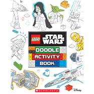 Doodle Activity Book (LEGO Star Wars) by Unknown, 9781338112290