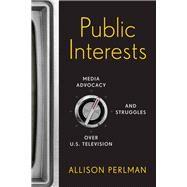Public Interests by Perlman, Allison, 9780813572291
