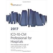 ICD-10-CM 2017 Professional for Hospitals by Optum360, 9781622542291