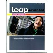 LEAP (Learning English for Academic Purposes) Advanced, Listening and Speaking w/ My eLab by Beatty, Ken, 9782761352291