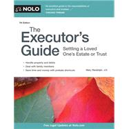 The Executor's Guide by Randolph, Mary, 9781413322293