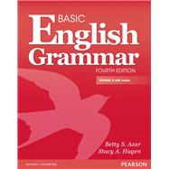 Basic English Grammar A with Audio CD by Azar, Betty S; Hagen, Stacy A., 9780132942294