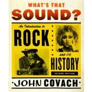 What's That Sound 2E Pa by Covach,John, 9780393932294