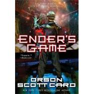 Ender's Game by Orson Scott Card, 9780765342294