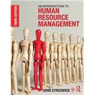 An Introduction to Human Resource Management by Stredwick; John, 9780415622295