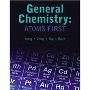 General Chemistry: Atoms First by Young; Vining, William; Day, Roberta; Botch, Beatrice, 9781337612296