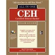CEH Certified Ethical Hacker All-in-One Exam Guide by Walker, Matt, 9780071772297