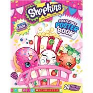 Shopkins Collectible Poster Book by Unknown, 9780545912297