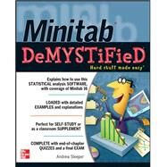 Minitab Demystified by Sleeper, Andrew, 9780071762298