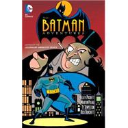 Batman Adventures Vol. 1 by PUCKETT, KELLEYTEMPLETON, TY, 9781401252298