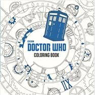 Doctor Who Coloring Book by Price Stern Sloan, 9780399542299