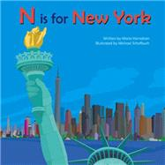 N Is for New York by Kernahan, Maria; Schafbuch, Michael, 9781942402299