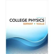 College Physics, 11th Edition by Serway/Vuille, 9781305952300