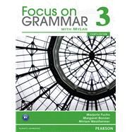 Value Pack Focus on Grammar 3 Student Book with MyEnglishLab and Workbook