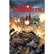 Star Slammers by Simonson, Walter, 9781631402302