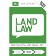 Q&A Land Law by Dixon; Martin, 9781138782303