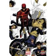 Uncanny X-Men Vol. 6 by Bendis, Brian Michael; Bachalo, Chris, 9780785192305