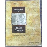 Introduction to Black Studies, 4th Edition by MAULANA KARENGA, 9780943412306