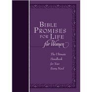Bible Promises for Life for Women by Bouma, Jeremy, 9781424552306