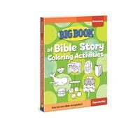 Big Book of Bible Story Coloring Activities for Elementary Kids by Cook, David C., 9780830772308
