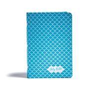 KJV Kids Bible, Aqua LeatherTouch by Holman Bible Staff, 9781462762309