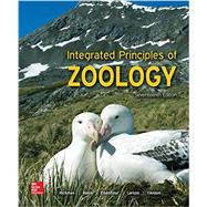 LooseLeaf for Integrated Principles of Zoology by Hickman, Jr., Cleveland; Keen, Susan; Larson, Allan; Eisenhour, David; I'Anson, Helen; Roberts, Larry, 9781259562310
