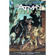 Batman Eternal Vol. 2 (The New 52) by SNYDER, SCOTTSEELEY, TIM, 9781401252311