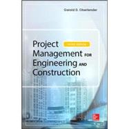 Project Management for Engineering and Construction, Third Edition by Oberlender, Garold (Gary), 9780071822312