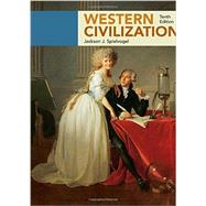 Western Civilization, 10th Edition by Spielvogel, 9781305952317