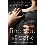 Find You in the Dark by Walters, A. Meredith, 9781476782317