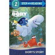 Dory's Story (Disney/Pixar Finding Dory) 9780736482318N