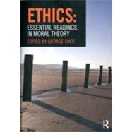 Ethics: Essential Readings in Moral Theory by Sher; George, 9780415782319