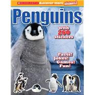 Scholastic Discover More: Penguins Stickerbook by Unknown, 9780545612319