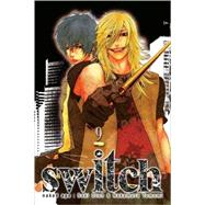Switch, Vol. 9 by Naked Ape; Naked Ape, 9781421522319