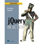 Jquery in Action by Bibeault, Bear, 9781935182320