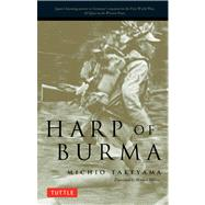 Harp of Burma by Takeyama, Michio, 9780804802321
