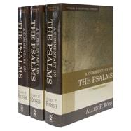 A Commentary on the Psalms by Ross, Allen P., 9780825442322