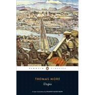 Utopia by More, Thomas; Baker-Smith, Dominic; Baker-Smith, Dominic, 9780141442327