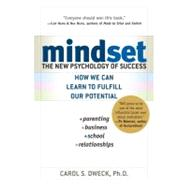 Mindset by DWECK, CAROL S., 9780345472328