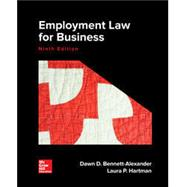 EMPLOYMENT LAW FOR BUSINESS by Unknown, 9781259722332