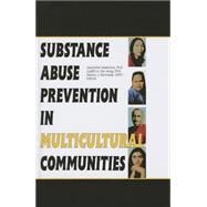 Substance Abuse Prevention in Multicultural Communities by Valentine; Jeanette, 9781138002333