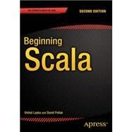 Beginning Scala by Layka, Vishal; Pollak, David, 9781484202333