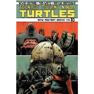 Teenage Mutant Ninja Turtles 10: New Mutant Order by Santolouco, Mateus (CON); Smith, Cory (CON); Waltz, Tom (CON); Eastman, Kevin B. (CON), 9781631402333