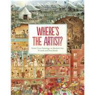 Where Is the Artist? by Rebscher, Susanne; Von Sperber, Annabelle, 9783791372334