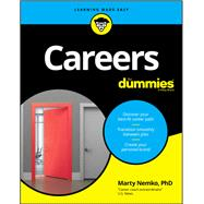 Careers for Dummies by Nemko, Marty, Ph.d., 9781119482338