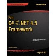 Pro C# 5.0 and the .net 4.5 Framework by Troelsen, Andrew, 9781430242338