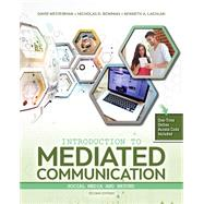 Introduction to Computer Mediated Communication: A Functional Approach (w/ bound-in Webcom Code) by Westerman, David Keith, 9781524912338