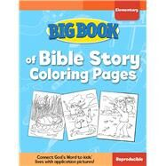 Big Book of Bible Story Coloring Pages for Elementary Kids by Cook, David C., 9780830772339