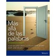 Mas alla de las palabras by Smith, Olga Gallego; Godev, Concepcion B.; Kelley, Mary Jane, 9781118512340