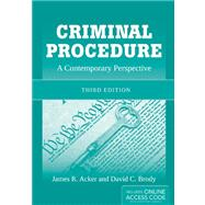 Criminal Procedure by Acker, James R.; Brody, David C., 9781449652340